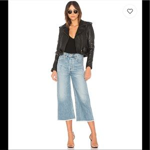 Emma High Waist Crop Jeans CITIZENS OF HUMANITY